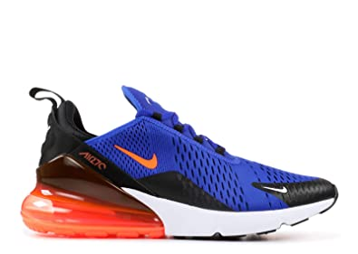 9cf3439331518 Men's Air Max 270, Blue,Orange Cactus: Amazon.in: Shoes & Handbags