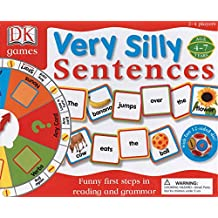 Very Silly Sentences (DK Toys & Games)