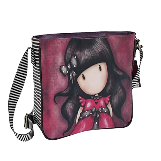 2 opinioni per Santoro Gorjuss Ladybird Cross Body Bag