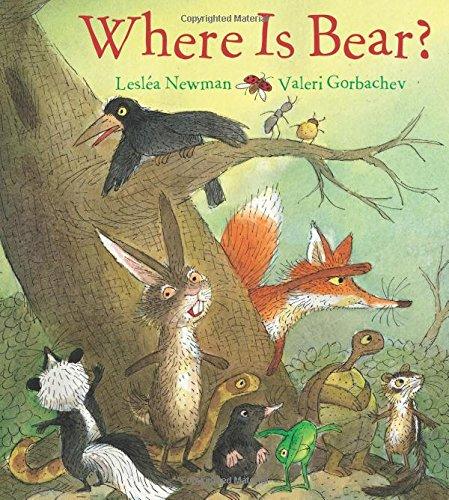 Where Is Bear? PDF