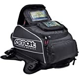 MENAT バイク用 タンクバッグ リュックサック ツーリングバッグ 強力マグネット バッグ 大容量