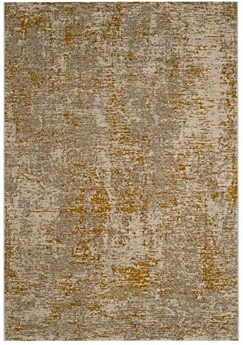 Safavieh Porcello Collection PRL7739C Area Rug, 8 2 x 11 , Grey Yellow