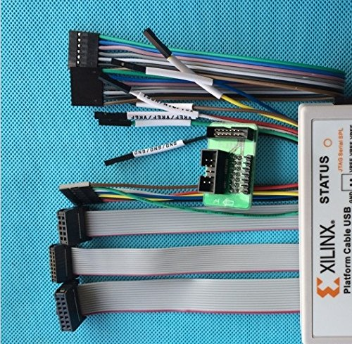 Amazon com: New 1 Set Xilinx Platform USB Download Cable for Virtex