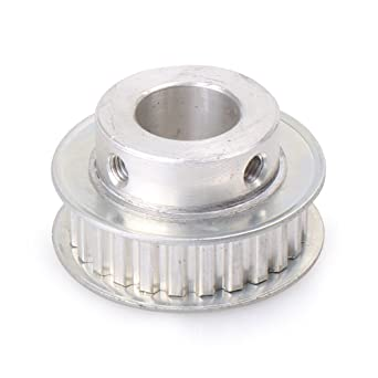 GZYF Poleas de correa de distribución de 17 mm de diámetro XL25T ...