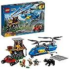 LEGO 乐高 City 城市系列 60173 山地特警空中追捕 328元