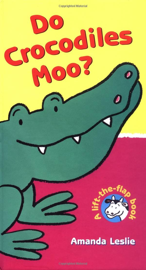 Download Do Crocodiles Moo?: Lift-the-Flap books Handprint Books (A Lift-The-Flap Handprint Books) ebook