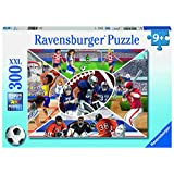 Ravensburger Sports Collage Jigsaw Puzzle (300 Piece)
