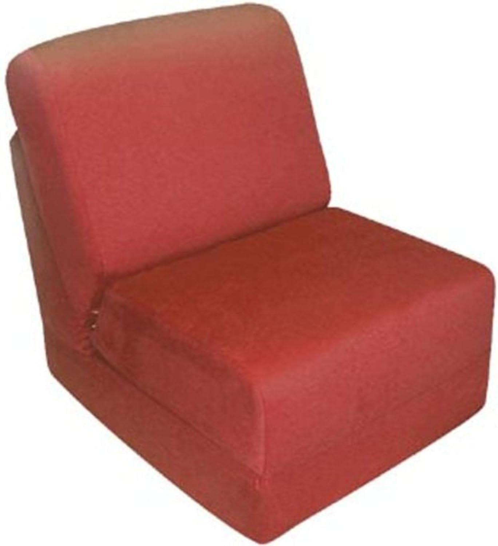 Fun Furnishings Teen Chair, Red