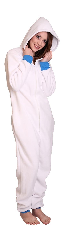 Funzee Pijama de Una Pieza Adulto Onesie Pijamas Entero sin pies pero con Capucha - Jumpsuit Mono XS-XXL (basado en su altura) (Small): Amazon.es: Ropa y ...
