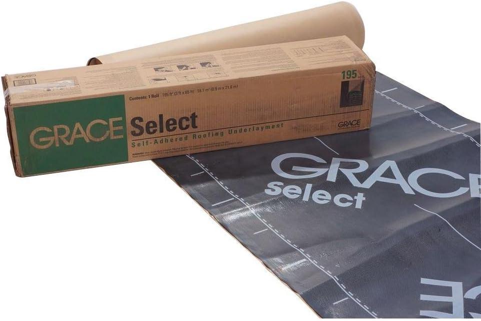 Grace 5003200 Roof Underlayments