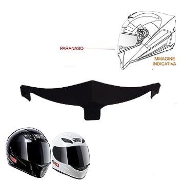 Protector para nariz contra el viento para cascos AGV K3, K-3, K