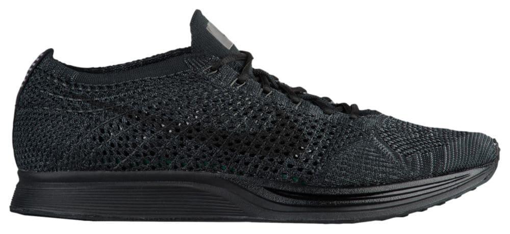 [ナイキ] Nike Flyknit Racer - メンズ ランニング [並行輸入品] B071FJVH88 US07.5 Black/Black/Anthracite