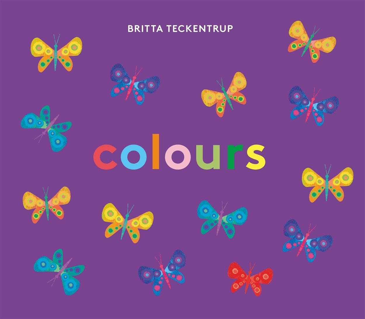 Download Britta Teckentrup's Colours PDF