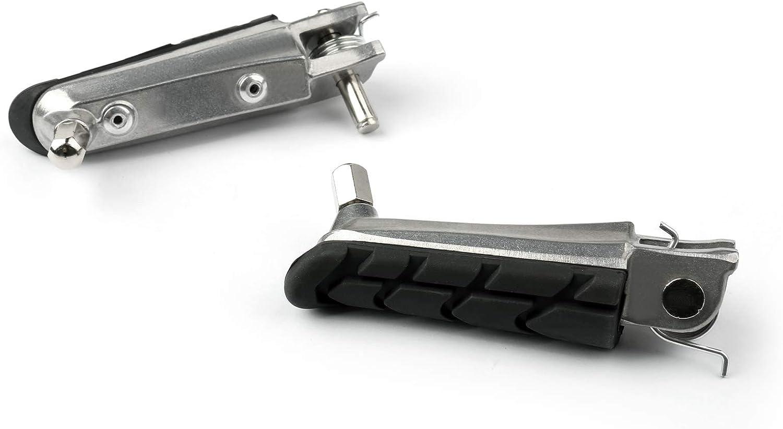 tuning-art 675 Protezione paraurti in Acciaio Inox