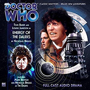 Doctor Who - Energy of the Daleks Audiobook