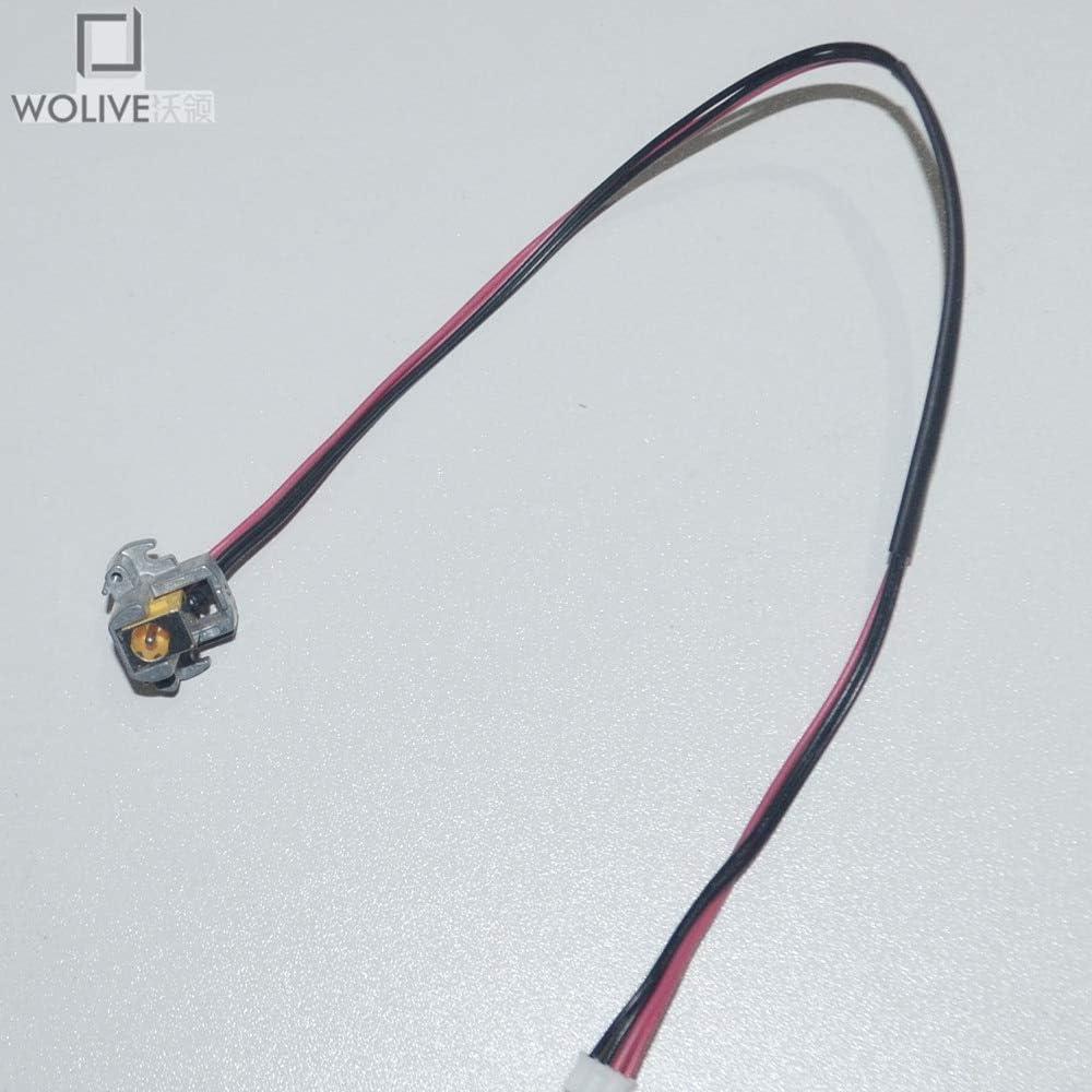 Cable Length: Other Computer Cables 10pcs//Bag Laptop dc Power Jack Connector for PJ099
