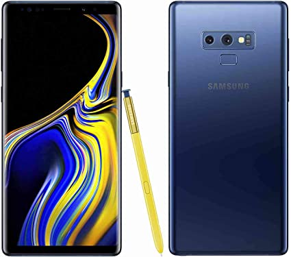 Samsung Galaxy Note 9 Verizon Ocean Blue 128GB