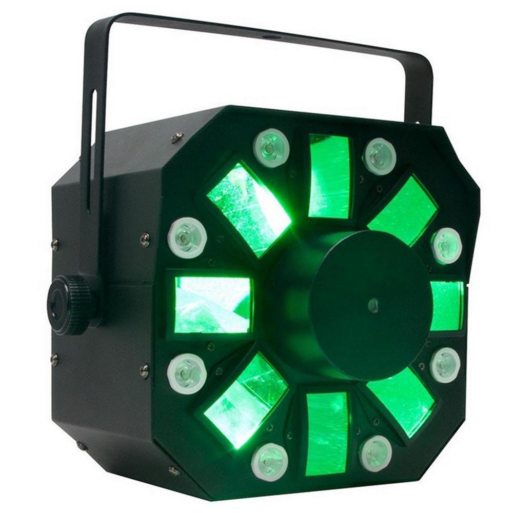 American DJ Stinger DMX Laser, Strobe and Moonflower LED Light Effect | STINGER