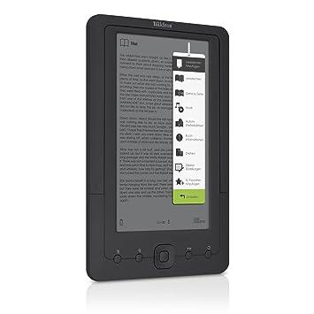 Tab eBook Reader TrekStor eBook Player 7: Amazon.es: Electrónica