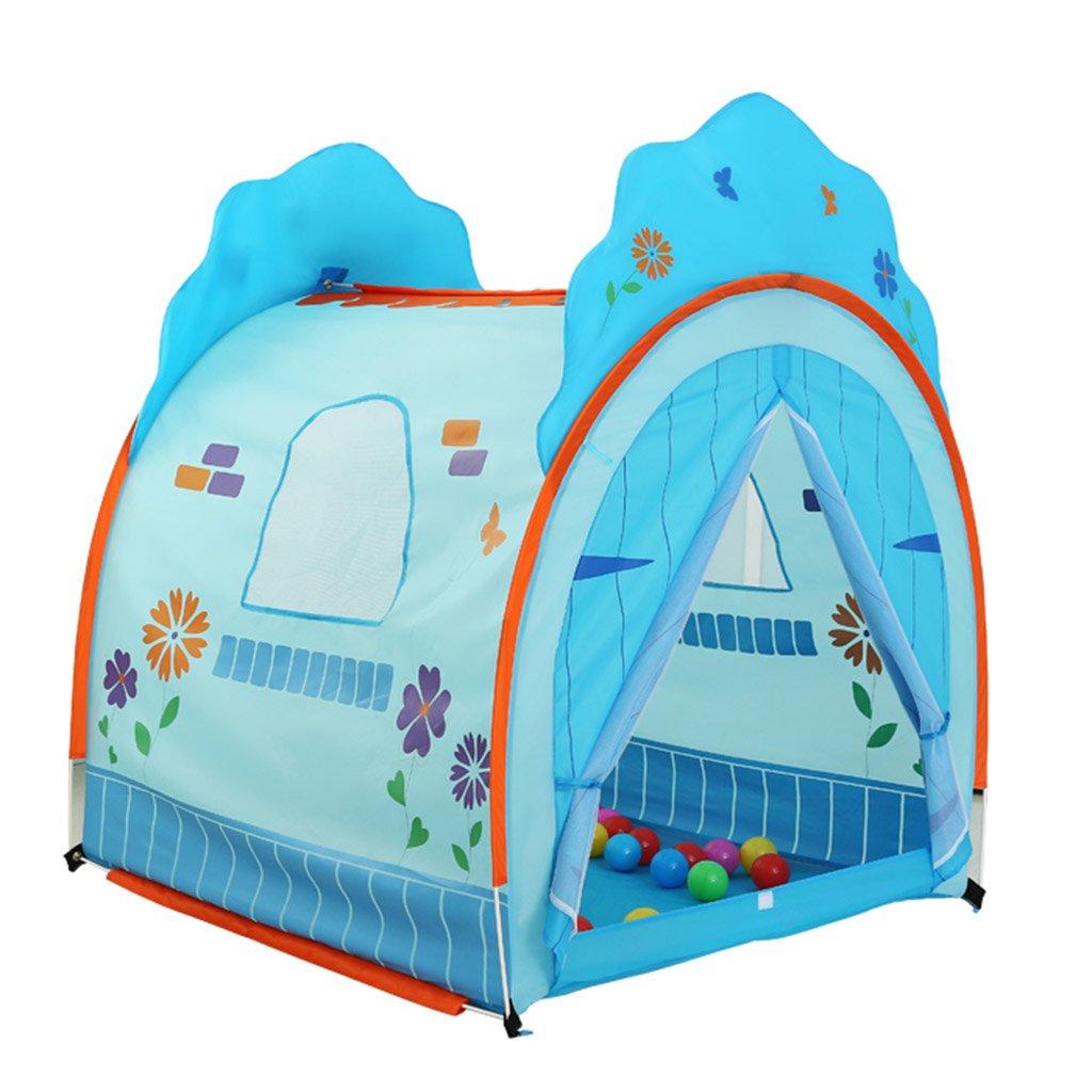 Kind Spiel Haus, Bobo Ball Marine Ball Pool Indoor Boy Spielzeug Zimmer Mädchen Prinzessin Zimmer Baby Haushaltszelt 117  105  135 cm