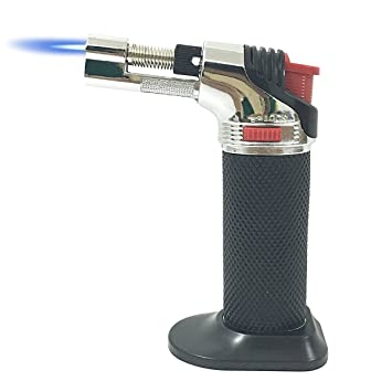 Amazon.com: Ypres SU Culinary Torch - Creme Brulee Torch - Kitchen ...
