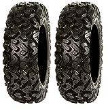 Pair of Sedona Rip Saw 28x10-14 (8ply) ATV Tires (2)