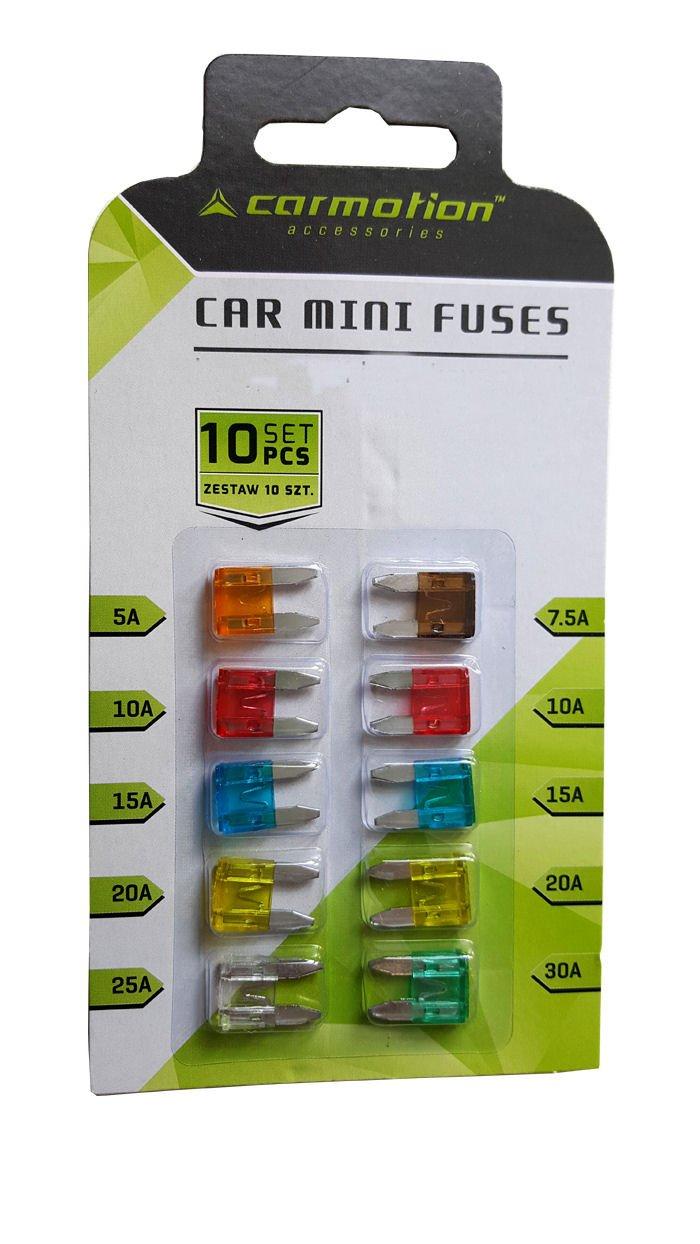 Mini Fusibles de voiture - 11mm myshopx