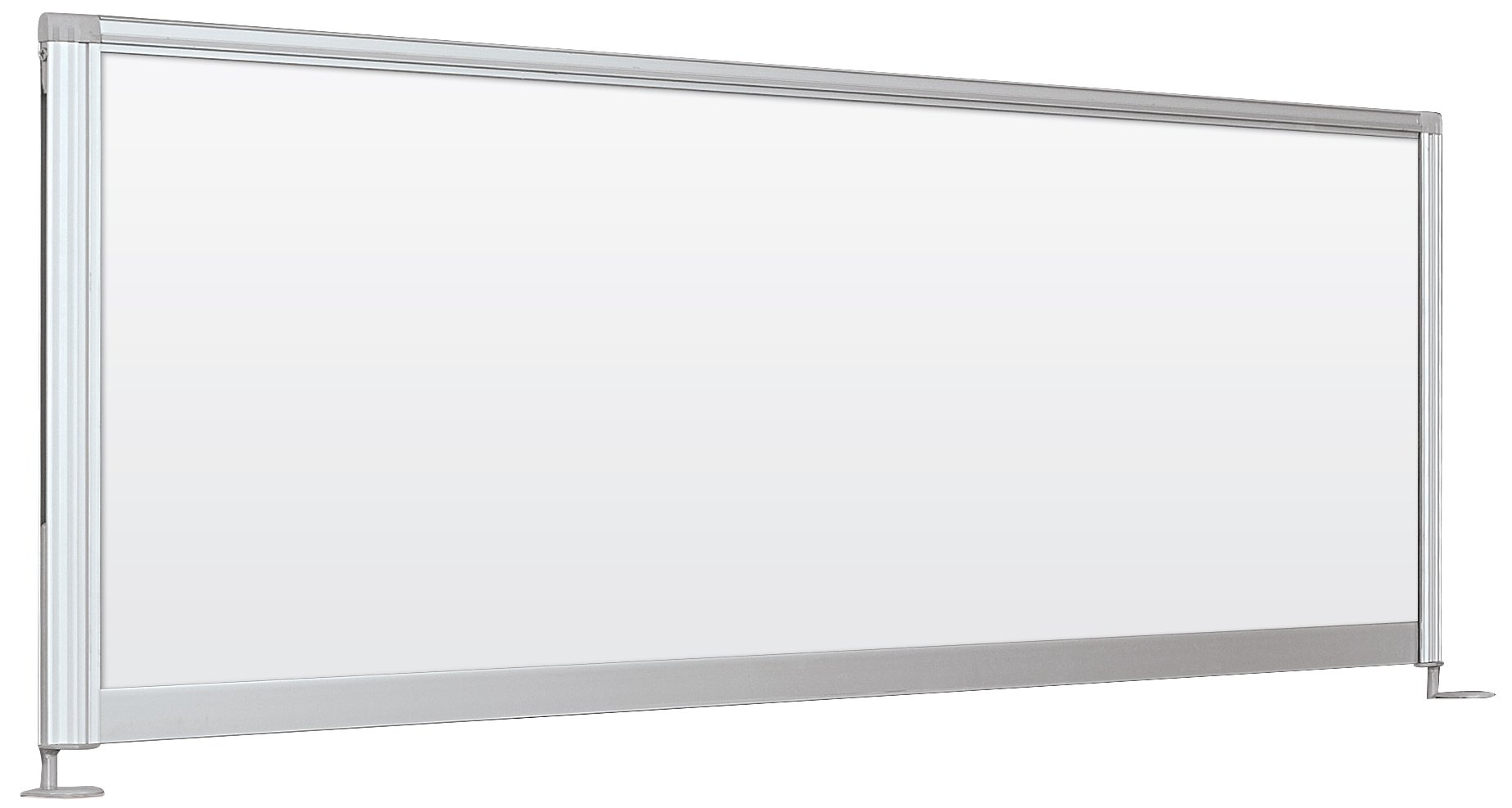 Balt 32-Inch Porcelain Desktop Privacy Panel (90137)
