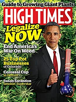 Subscription to High Times Magazine