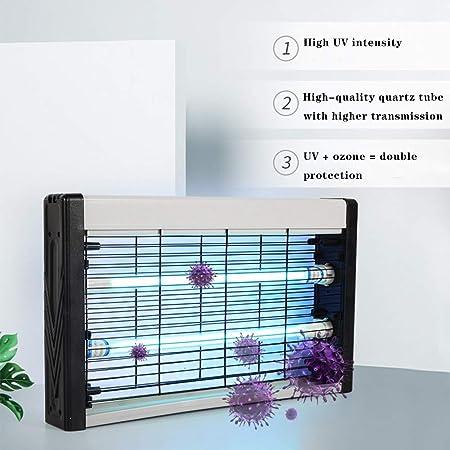WFWPY Lámpara de desinfección purificador Aire Lámpara ...