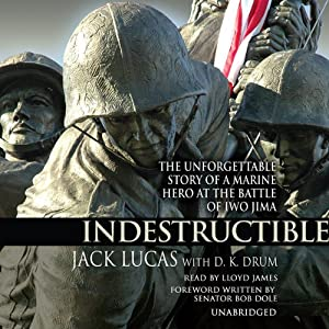 Indestructible Audiobook