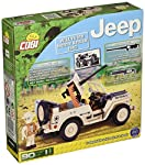 COBI Jeep Willys MB North Africa 1943 Set from Cobi Toys, LLC