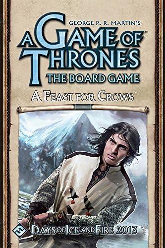 Un Juego de Tronos: El juego de tablero: a Feast para cuervos Expansion Pack: Amazon.es: Juguetes y juegos