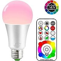 Colour Changing LED Bulbs 3w E27