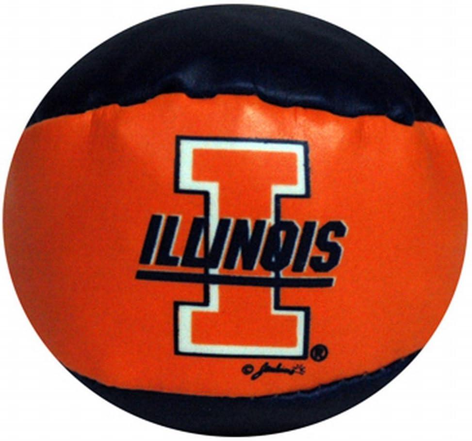 NCAA Illinois Fighting Illini Hacky Sack Ball