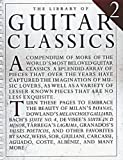 img - for The Library of Guitar Classics 2 book / textbook / text book
