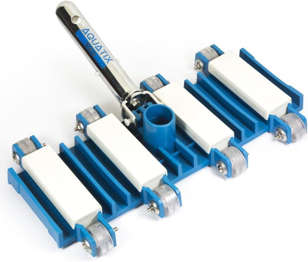 Aquatix Pro Pool Vacuum Head with Wheels