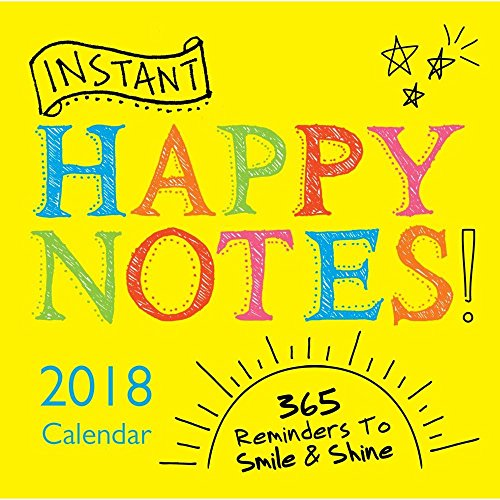 otes Boxed Calendar: 365 Reminders to Smile and Shine! (12 Boxed Notes)