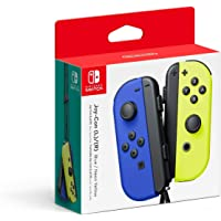 Nintendo Switch Joy-Con Controller Pair [Blue/Neon Yellow]