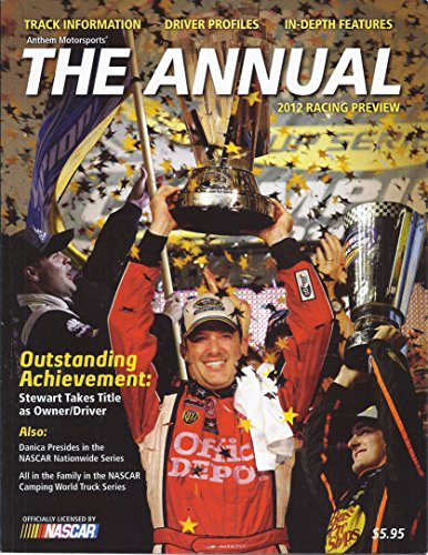 Anthem Motorsports The Annual 2012 Racing Preview - Johnny Sauter Racing