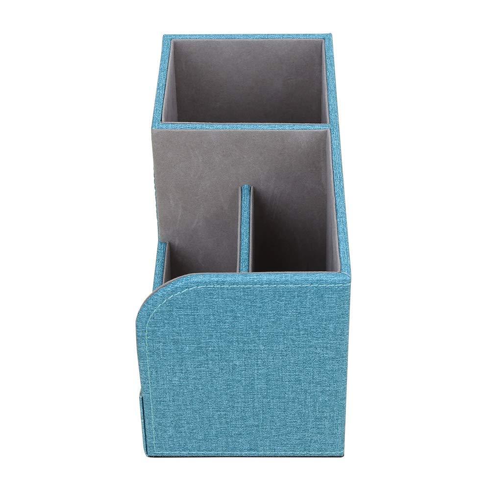 Blue GORESE Portapenne da scrivania
