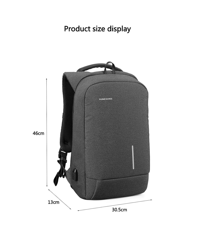a6b40d3d7a98 Amazon.com: JQXB Laptop Backpack, 15.6/13.6 inch Men Travel Computer ...