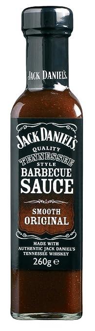 Jack Daniels Jack Daniels Suave Salsa De Barbacoa Original De 260g: Amazon.es: Alimentación y bebidas