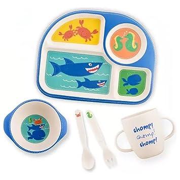 vaisselle bébé sans bisphénol