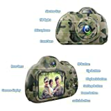 Balee Kids Digital Cameras 2 inch Screen Digital