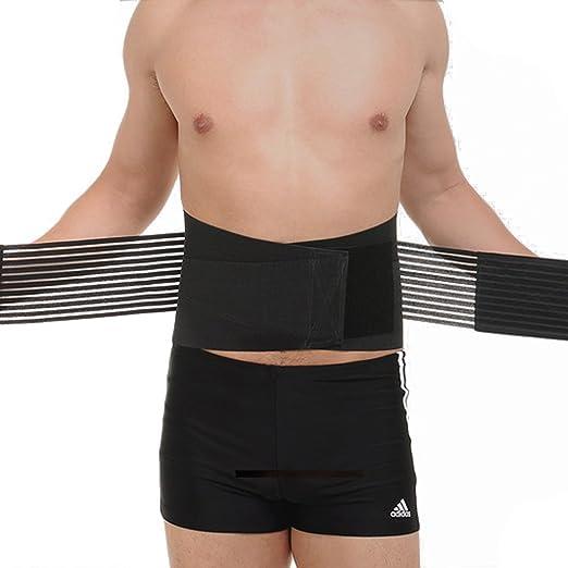 aaf487b918 Amazon.com  Mens Slimming Body Shaper Belly Waist Trainer Corset Abdomen  Shaper Girdle Belt  Clothing