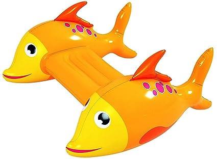 Amazon.com: De peces inflable para niños Piscina Kickboard ...