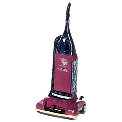 Dollhouse Miniature Modern Upright Vacuum Cleaner by Town Square Miniatures: Toys & Games