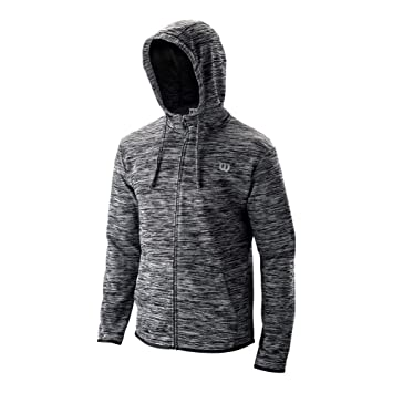 WILSON Hombres Training Hooded Jacket L: Amazon.es: Deportes ...