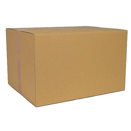 5 cajas en 500 x 400 x 300 mm para DPD y DHL Envío C de onda ...